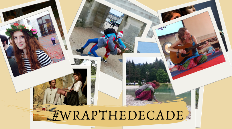 #wrapthedecade | Riflessioni a cavallo tra i decenni