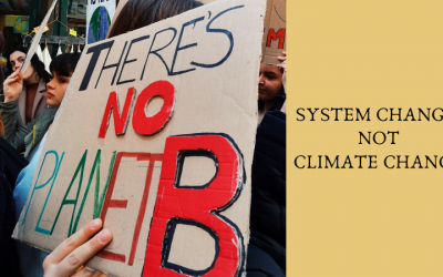 """""""System change, not climate change"""""""