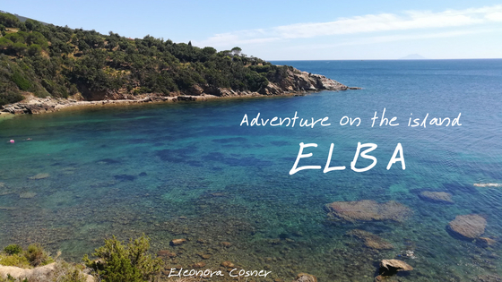 What's outside the comfort zone? – Adventure on the Island of Elba